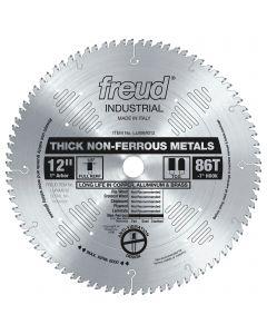 "FREUD - LU89M012  12""  THICK NON-FERROUS METAL BLADE"