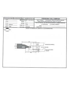 FREEBORN - MC-56-001 RAISED PANEL BACK CUTTER