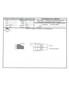 FREEBORN - MC-57-110 DOOR EDGE DETAIL