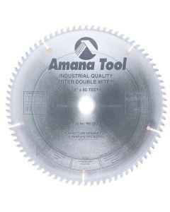 """Amana MS12800 12""""/80T MITER BOX 4&1 1""""  BORE"""