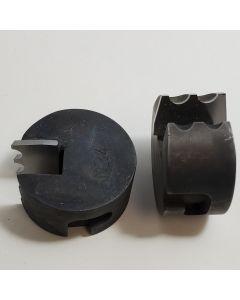 9/64 radius double bead profile