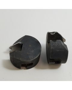 1/8 radius bead and chamfer profile
