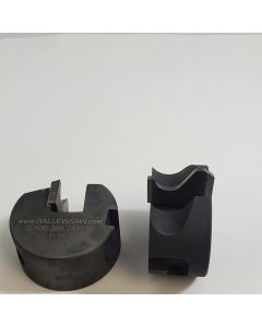 7/32 radius panel molding profile