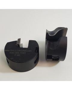 3/16 radius panel molding profile