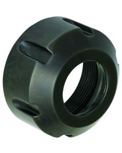 Vortex Tool 46125 ER25 RH Collet Nut - D: 42mm  B: 20.5mm  M: M32 x 1.5  Wrench: 04615  *Max Torque: 95 ft/lbs