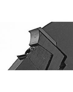SOUTHEAST TOOL SE-IRPT Trimmer Cutter Insert, 7.5 x 12 x 1.5, Pk 10 pcs