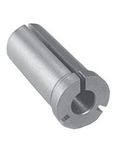 """SOUTHEAST TOOL SE6395 Steel Router Collet, 3/16"""" ID x 1/2"""" OD x 1-1/4"""" L"""