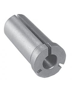 """SOUTHEAST TOOL SE6403 Steel Router Collet, 10mm ID x 1/2"""" OD x 1-1/4"""" L"""