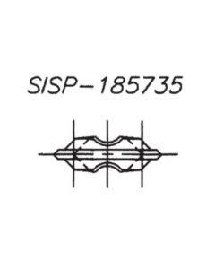 SOUTHEAST TOOL SISP-185735 Scoring Spur, 18 x 5.7 x 3.5, 10 piece per box