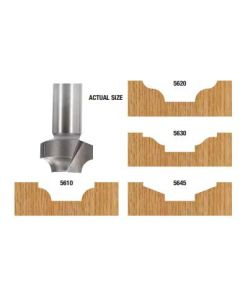 Whiteside Machine Stile Profile Bits