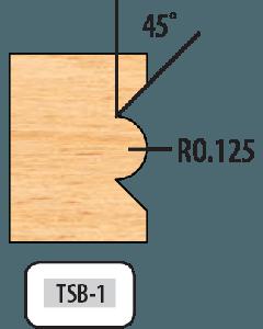 FREEBORN - TSB-1  TABLE SAW BEAD CUTTER
